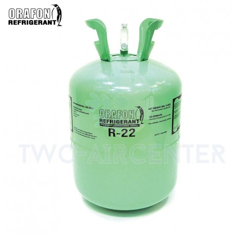 น้ำยาแอร์ ORAFON  R22 13.6kg
