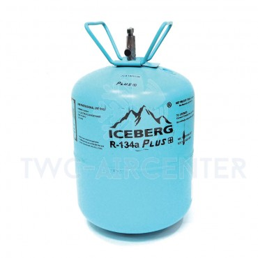 น้ำยาแอร์ ICE BERGE PLUS R134A 13.6kg