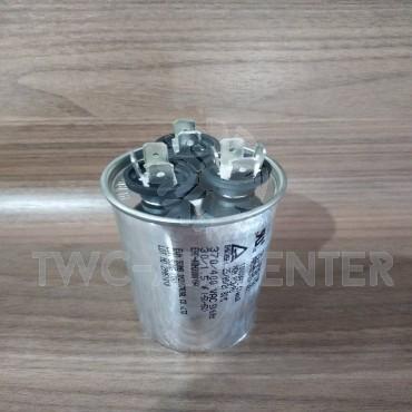 แค็ปรัน EunSung 3T 370/400V 1.5/45uF (AC)