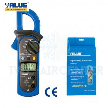 DIGITAL CLAMP MUILIMETERS VCM-202