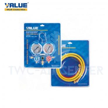 เกจ์ชาร์ตน้ำยา VMG-2-R410A-03